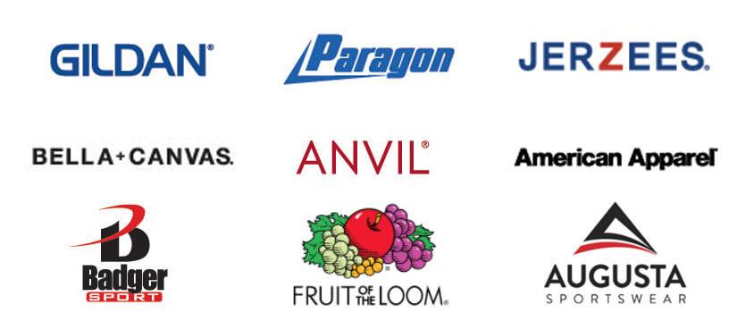 T-Shirt Brands