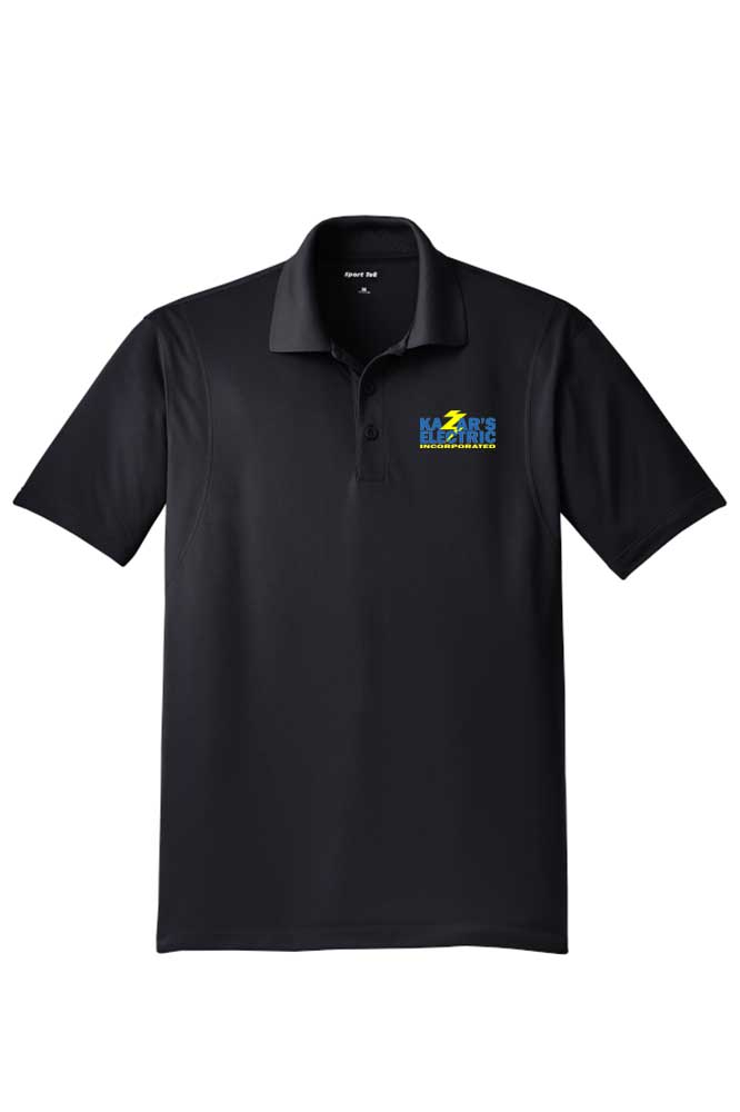 Kazars Black Polo