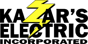 Kazar's Electric Logo