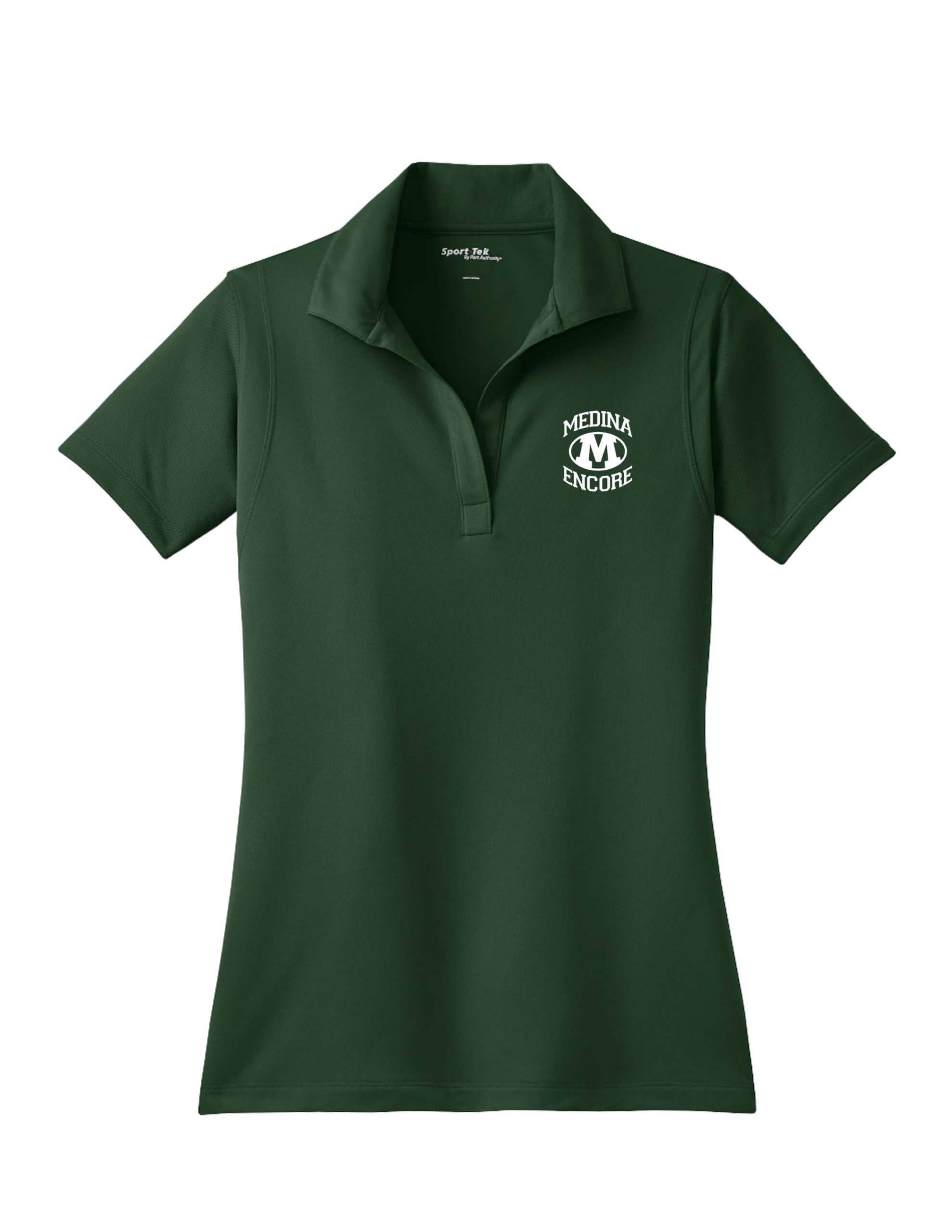 Ladies Forest Encore Polo